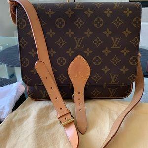 Louis Vuitton Cartouchier Bag